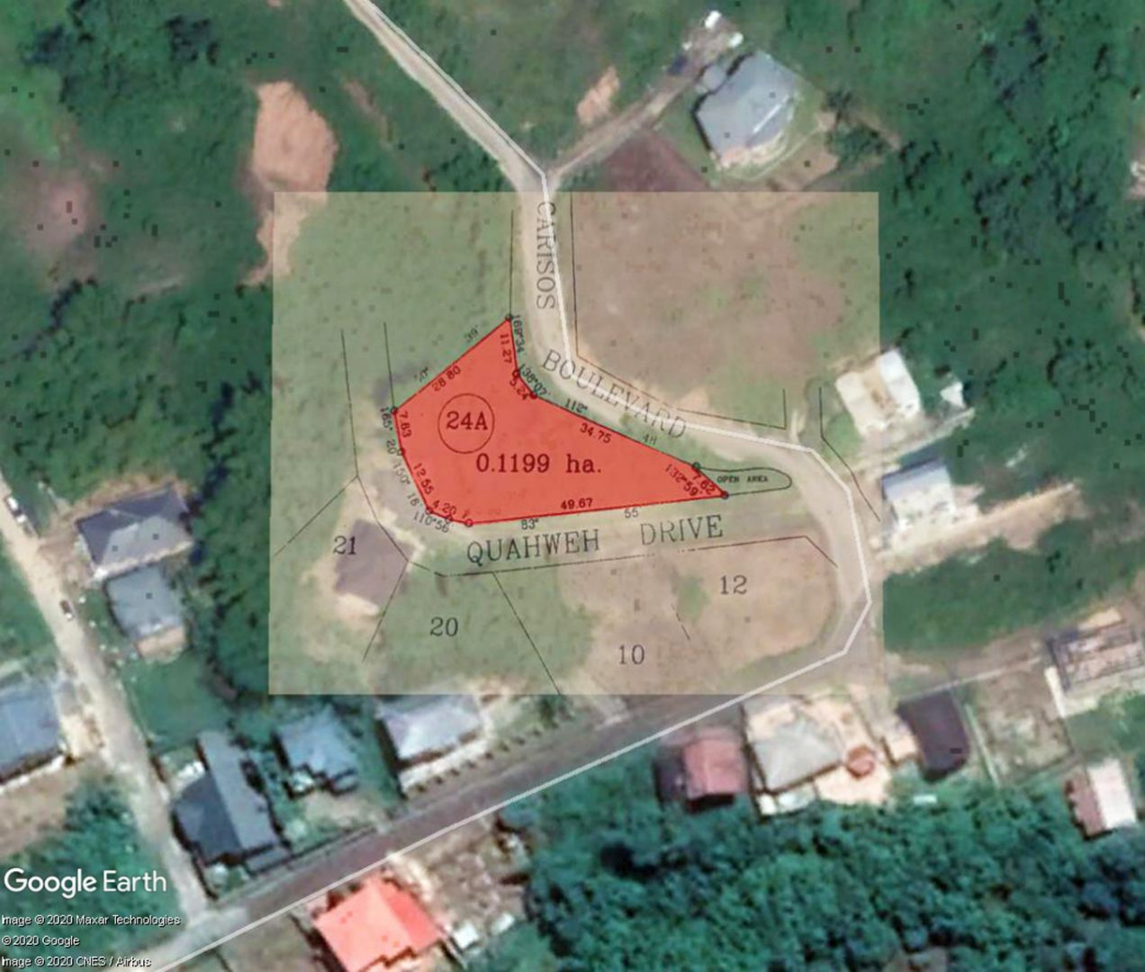 Land For Sale at Windsor Heights