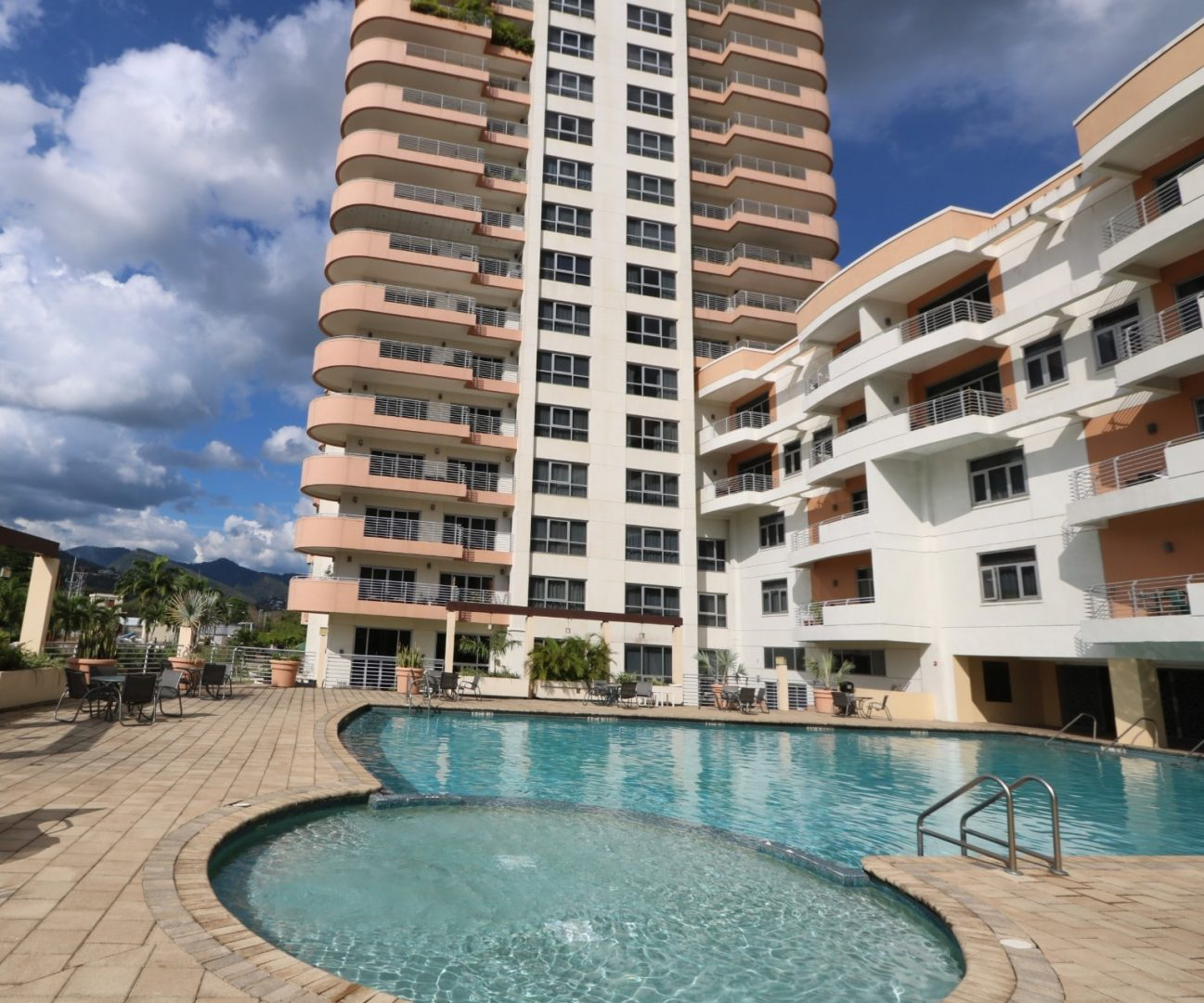 2 Bedroom One Woodbrook Place Tower 2