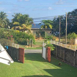 Perfect Vacation Home In Balandra!  24,000 sq