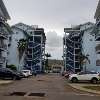 For RENT, exquisitely refurbished, ground floor, 2 bedrooms, 1 bath Savannah Villas apartment.