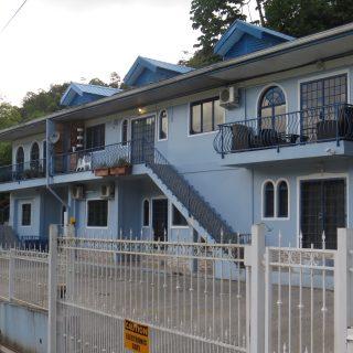 2 Bedroom Ground floor Apartment Cupen Road Maraval