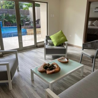 BEAUTIFUL,MODERN, SEMI-FURNISHED 3 BEDROOM DUPLEX FOR RENT- WESTMOORINGS NORTH