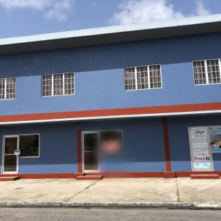 Main Road Property for rent – Chaguanas