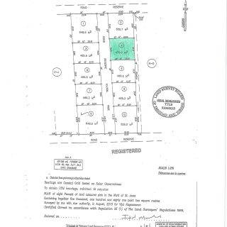 Land For Sale in Aranguez_Lot #4