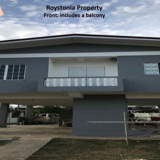 BARGAIN!!!: Heliconia Drive, House for Sale in Roystonia Couva  / Investment Opportunity