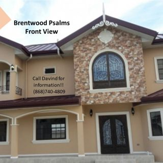 Brentwood Palms – An Elegant Mansion in an Upscale Gated Community in Chaguanas