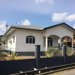 FOR SALE: BALMAIN COUVA FLAT ON 5179 Sq footage of land