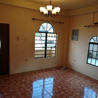2 Bedroom Unfurnished Apartment in Marabella for Rent :)