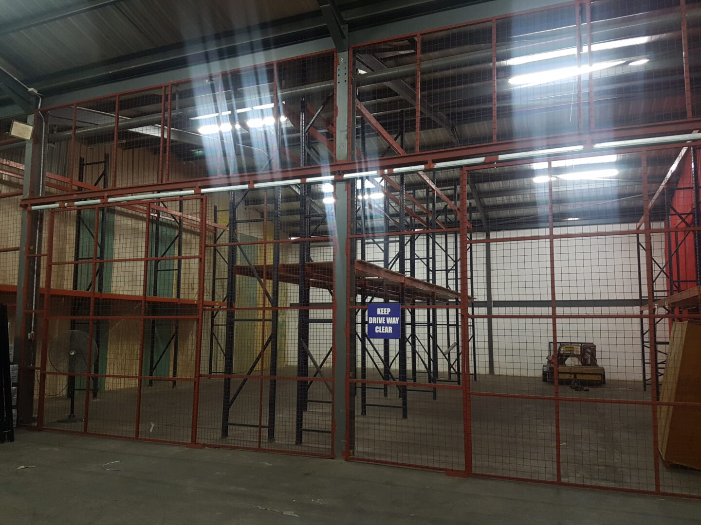 WAREHOUSE SPACE FOR RENT; CHARLIEVILLE