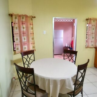 Curepe Fully Furnished 1Bedroom