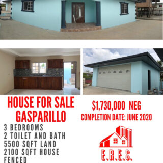 Gasparillo House for Sale