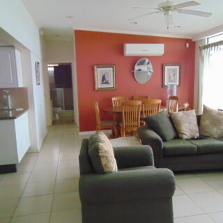FORT GEORGE, THE BATTERY FULLY FURNISHED 2 BEDROOM, 2 BATH APARTMENT