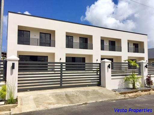 Brand new 3 bedroom townhouse – St. Helena