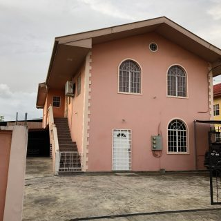 Chaguanas Property for Sale (income generating house)