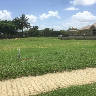 Land in Millennium Lakes and Golf Course – Trincity