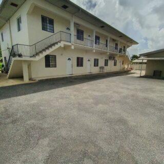 2 bedroom apartment in Cunupia