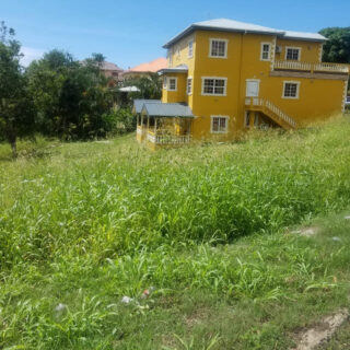 Land for Sale in Riseland, Tobago