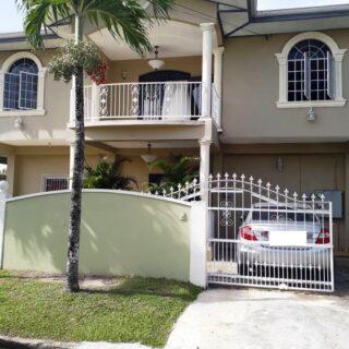 2 Bedroom – FF- Rental in Lange Park – Chaguanas