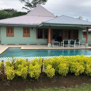 Samaan Grove, Canaan, Tobago
