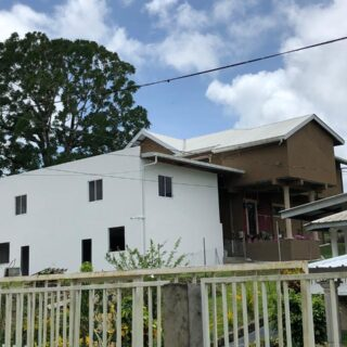 Residential rental – Apartment building