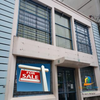 Two-storey COMMERCIAL PROPERTY on Frederick Street Port-Of Spain