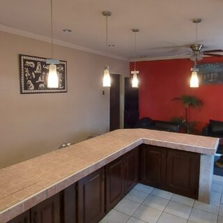 Lange Park , Chaguanas Furnished  2 bedroom 1 bath