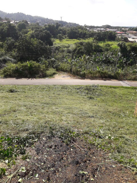 Land for Sale – Hilltop Avenue, Vista Heights Tacarigua – MOTIVATED SELLER who is migrating