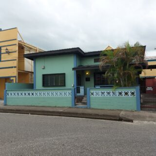 DUNDONALD STREET, PORT OF SPAIN COMMERCIAL RENTAL
