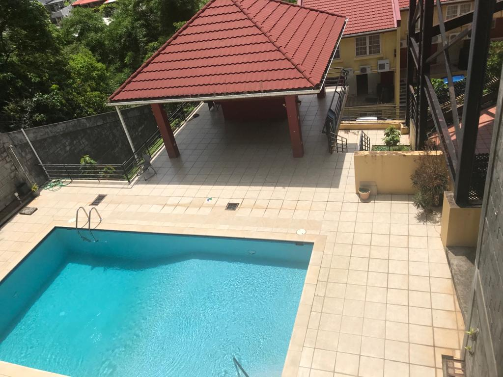 Spacious 3 Bed, 3.5 Bath, Fully Furnished Townhouse
