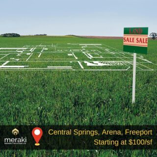 Land for Sale at Central Springs, Arena, Freeport.