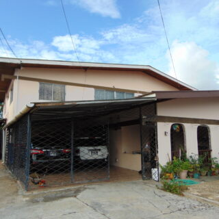 LANGE PARK, CHAGUANAS 6 BEDROOM, 5 BATH HOUSE