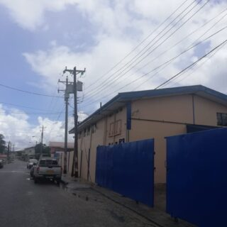 Secure, Spacious 3,200 sq ft, 1st Floor Commercial Rental, Five Rivers, Arouca: $32,000.00