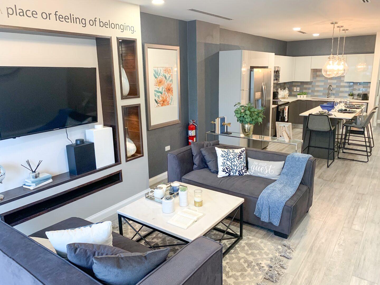 Fully Furnished Aquaria Apartment