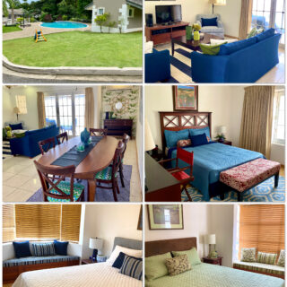 BEAUTIFULLY FURNISHED 3 BEDROOM, 2 AND 1/2 BATHROOM TOWNHOUSE-THE MEADOWS-LONG CIRCULAR