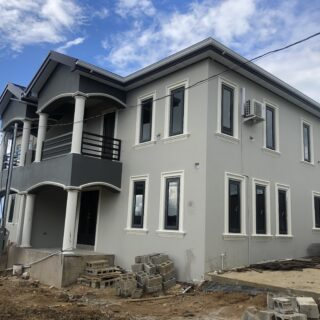 Newly Constructed Townhouses – La Romain
