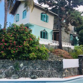 Arnos Vale, Tobago – Sugar Mill House