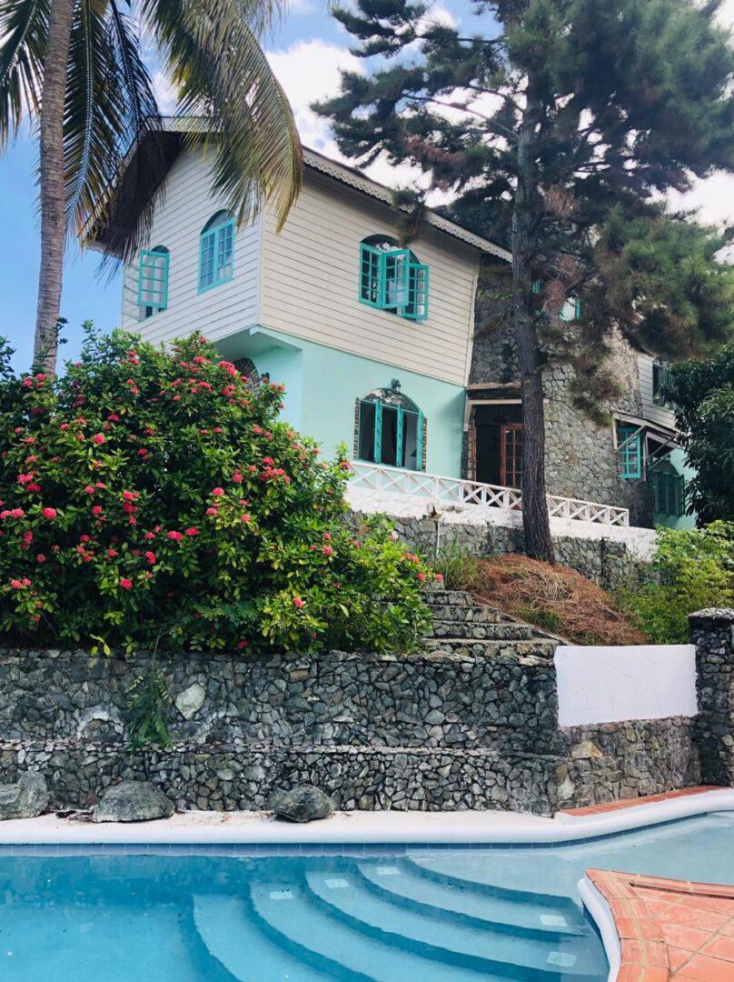 Arnos Vale, Tobago – Sugar Mill House