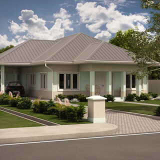 House for Rent in The Crossings, Arima
