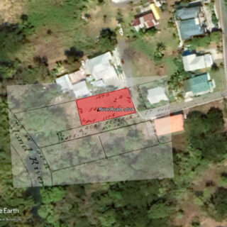 Land for Sale in Plymouth, Tobago
