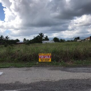 Central Residential Land for Sale