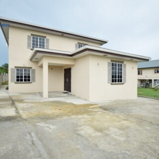 Couva/Preysal Home for Sale- $2,200,00.00 TT (negotiable)