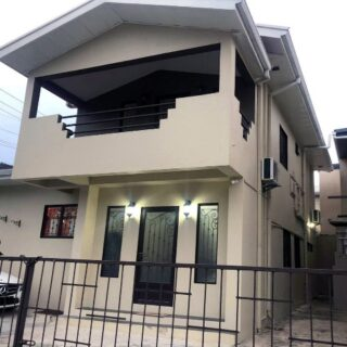 Diamond Vale, Diego Martin 2-Storey Apartment For Rent