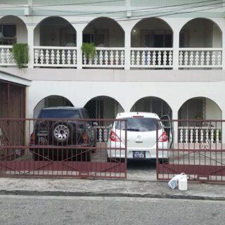 Spacious 2 Bedroom Apartment located in Tunapuna