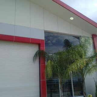 Commercial space for Rent: Charlieville off the Sir Solomon Hochoy Highway