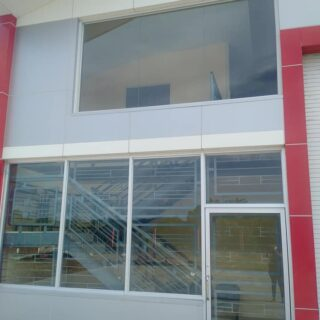 For Rent: Commercial Space off the Sir Solomon Highway Charlieville