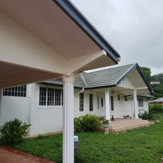 HOUSE FOR SALE : HALELAND PARK, MARAVAL