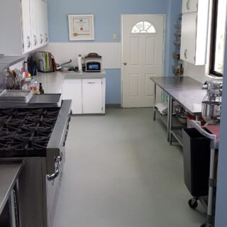 Commercial Kitchen, Goodwood Park