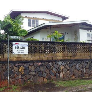 FOR SALE: Two Storey House – Upper Sixth Avenue, Barataria North
