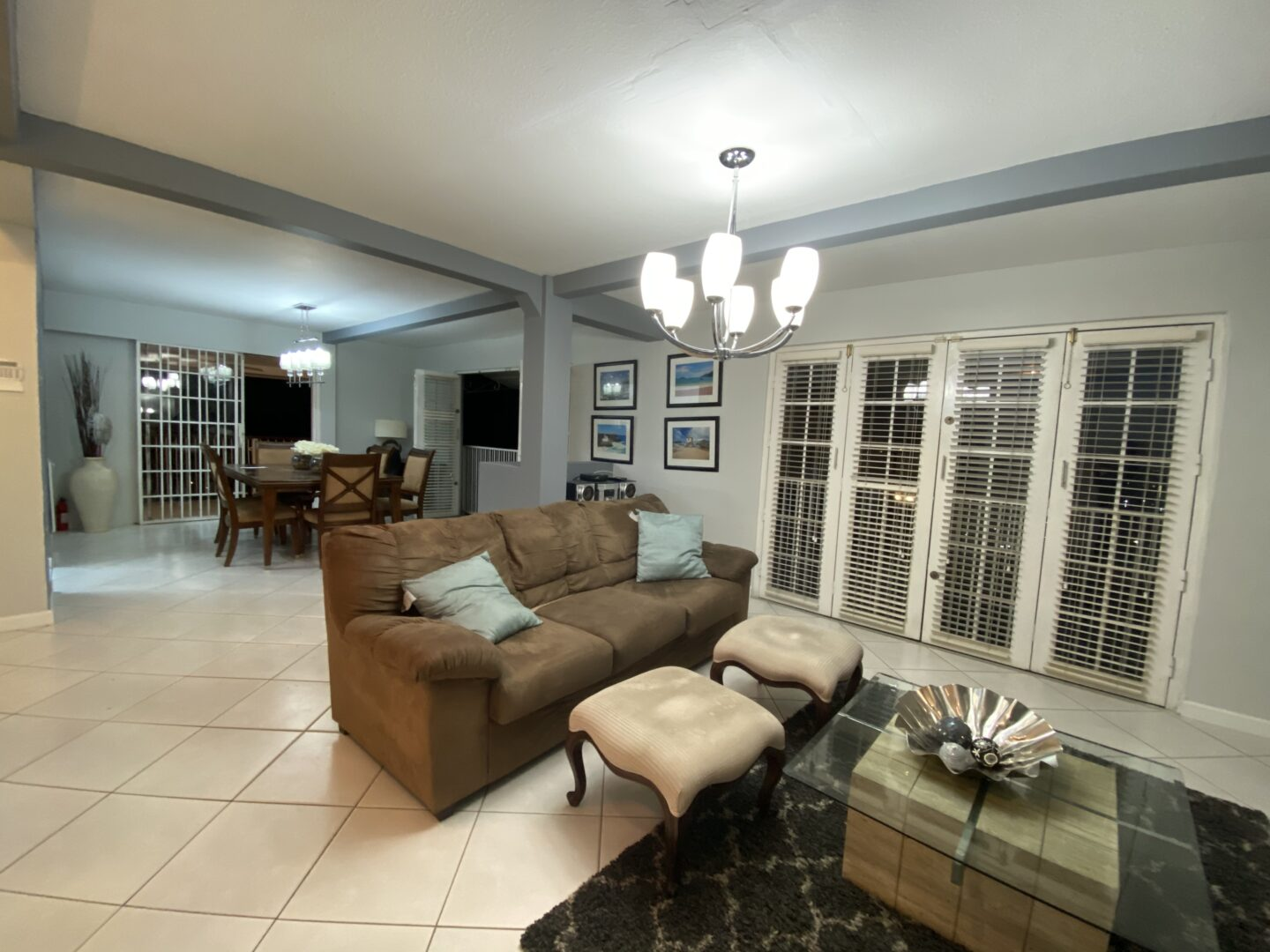 Garrison Place. Fort George Apt. For Rent