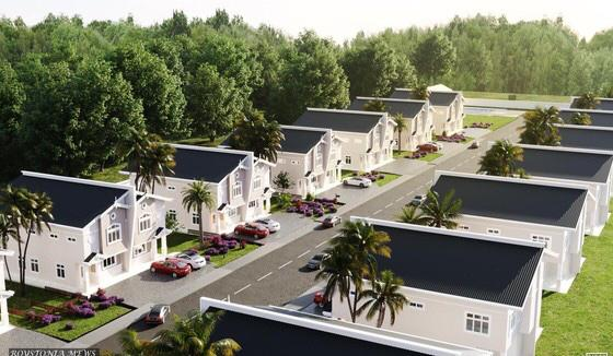 Roystonia Mews Townhouse- Luxury Duplex Residential Community at Factory Road, Piarco